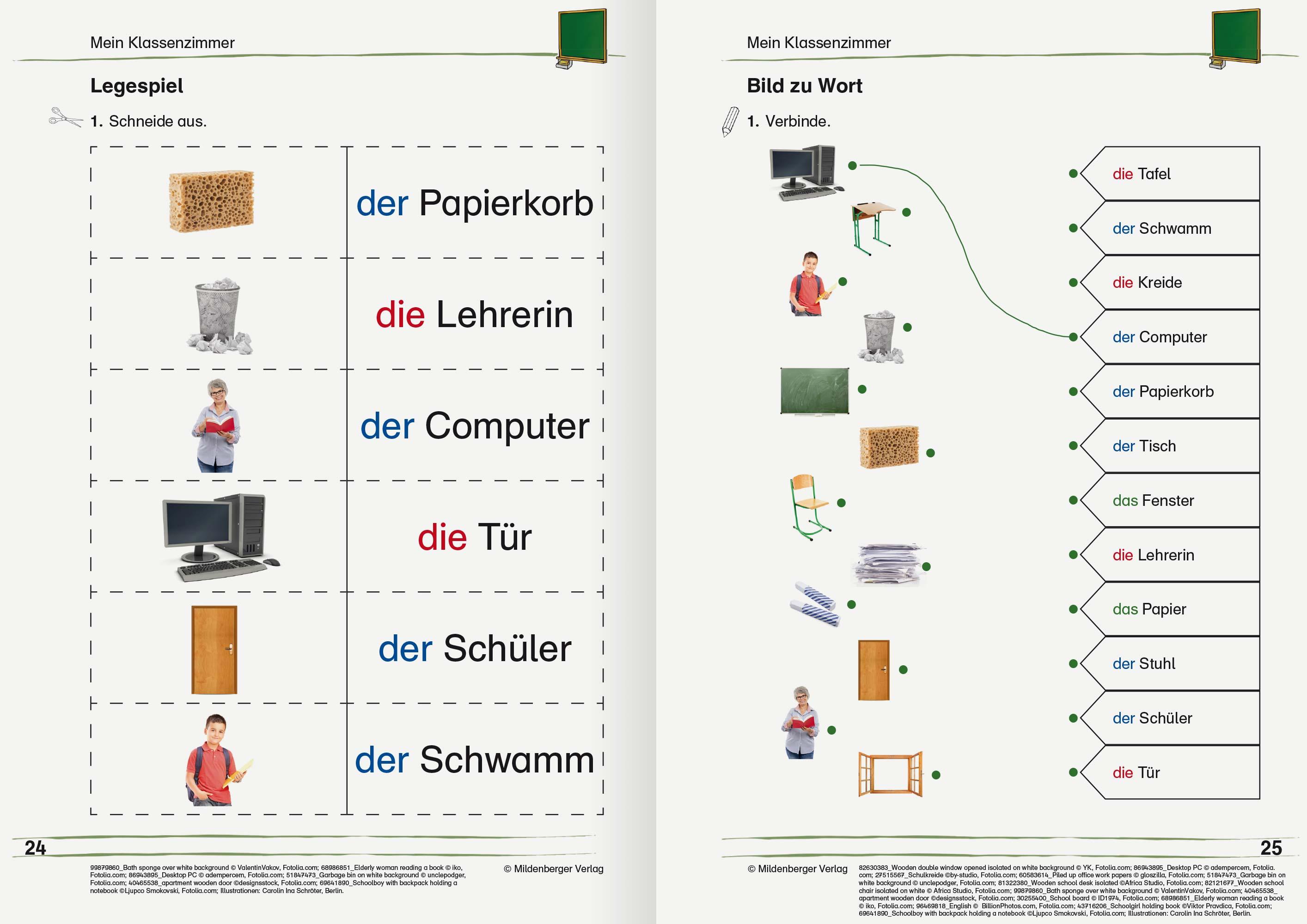 Deutsch als Zweitsprache für Kinder und Jugendliche 11