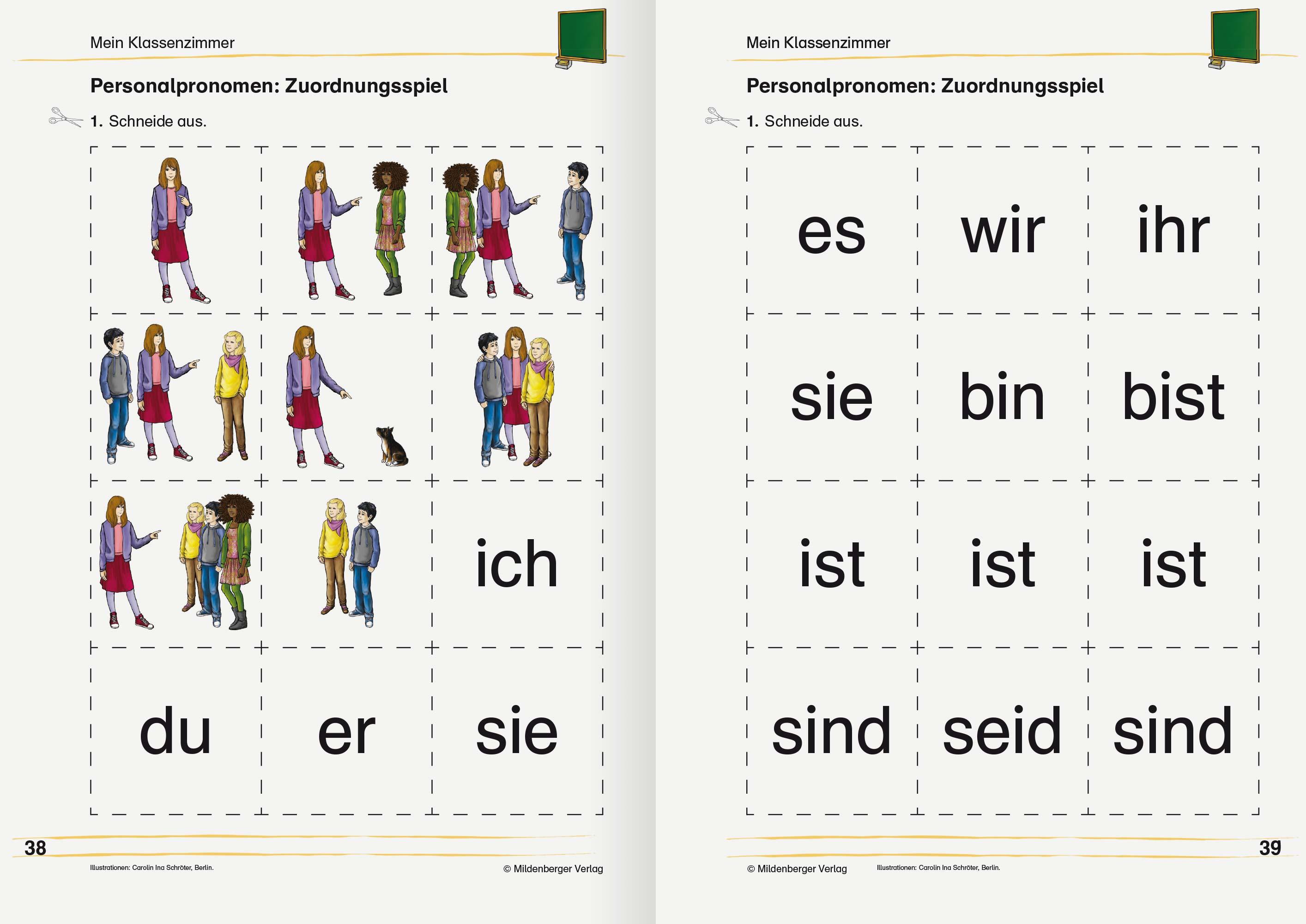 Deutsch als Zweitsprache für Kinder und Jugendliche 14