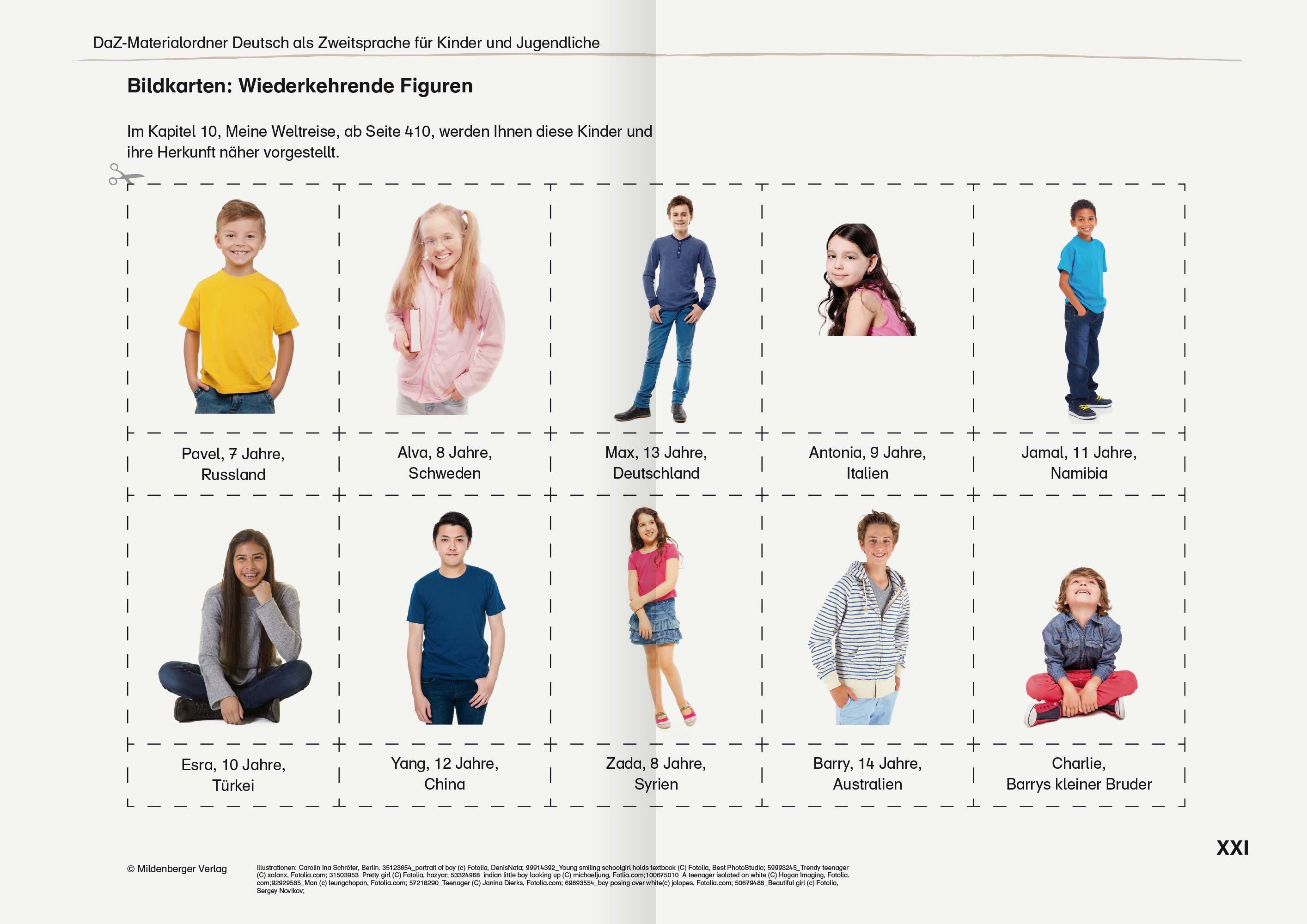 Deutsch als Zweitsprache für Kinder und Jugendliche 7