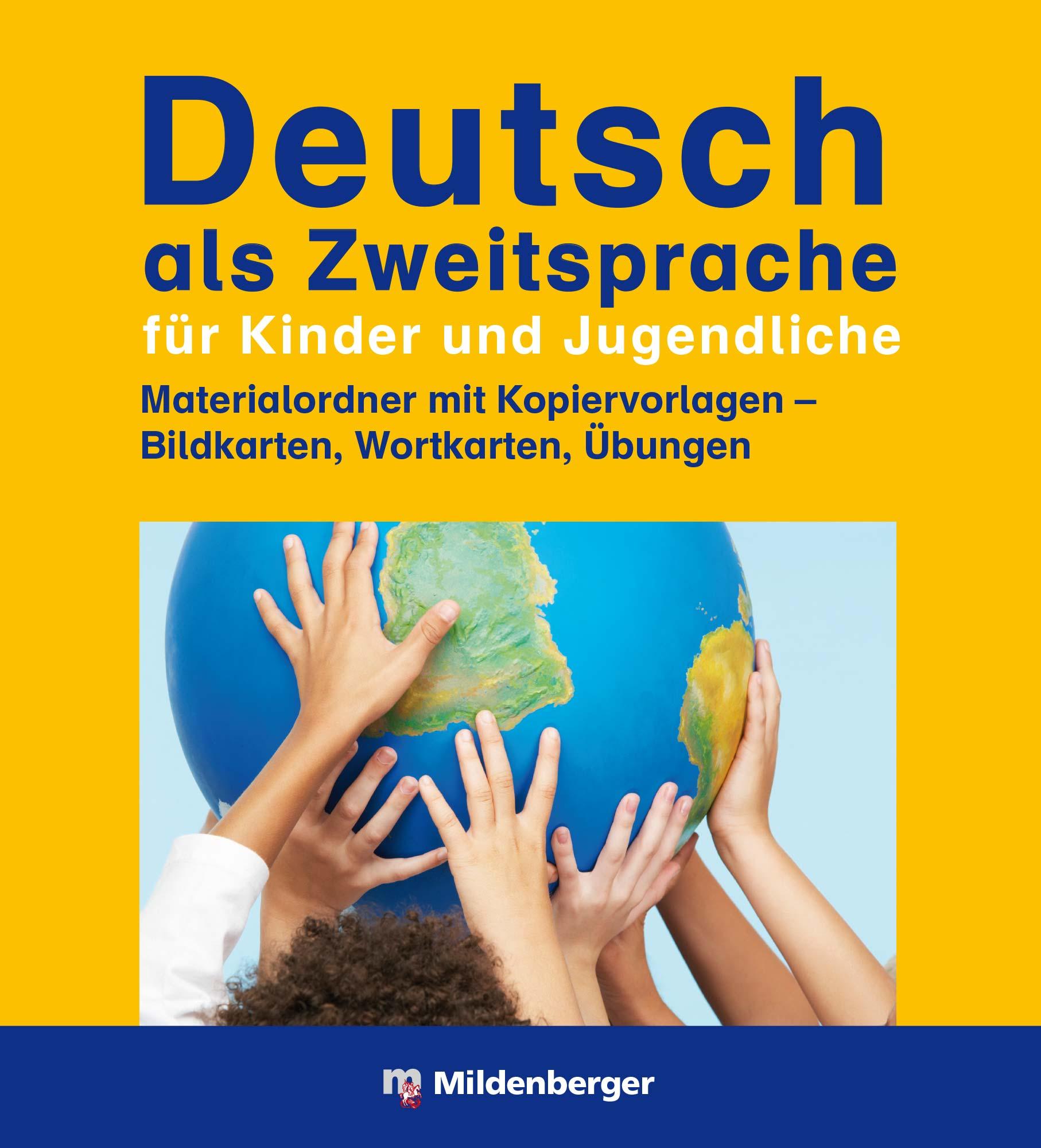 Deutsch als Zweitsprache für Kinder und Jugendliche 1