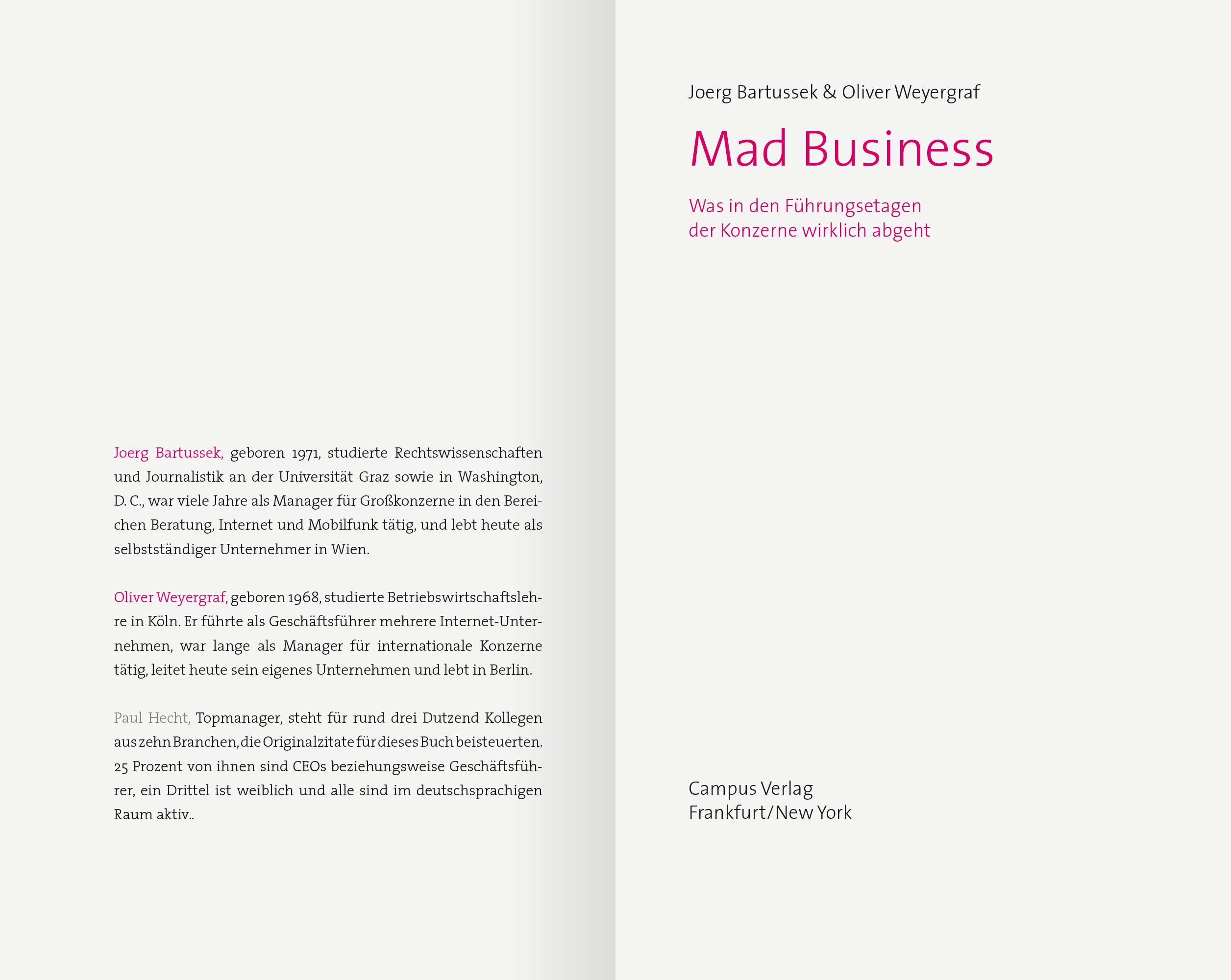 Mad Business 1
